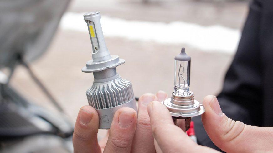 Замена ксенона в лампе ближнего света Мазда 3