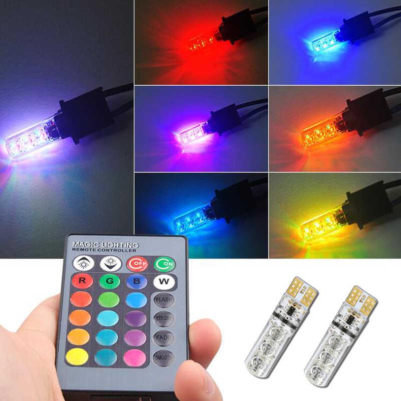 Замена лампочек на светодиоды в кнопках Рено Логан