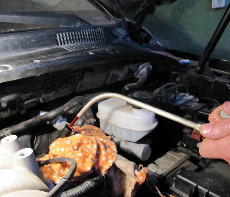 Замена масла в АКПП Киа Соренто 2.4 бензин видео