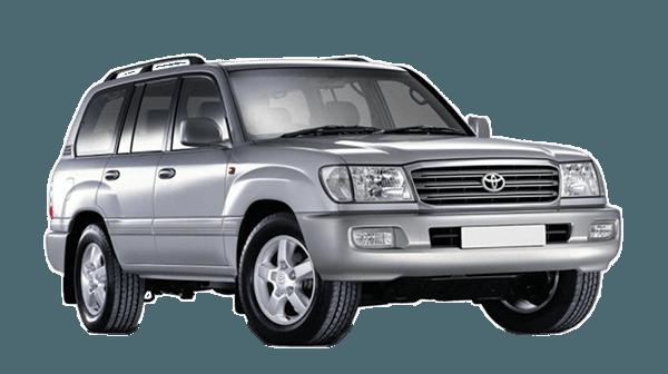 Замена масла в АКПП на Toyota Land Cruiser 100