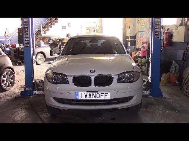 Замена масла в заднем редукторе на BMW e90