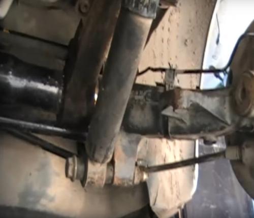 Замена подшипника задней балки на Пежо 206 своими руками