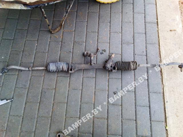 Замена пыльника рулевой рейки с гидроусилителем Пежо 405