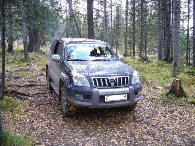 Замена ремня ГРМ Тойота Ленд Крузер прадо 120