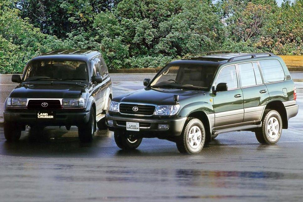Замена шаровой опоры на Тойота Ленд Крузер 150