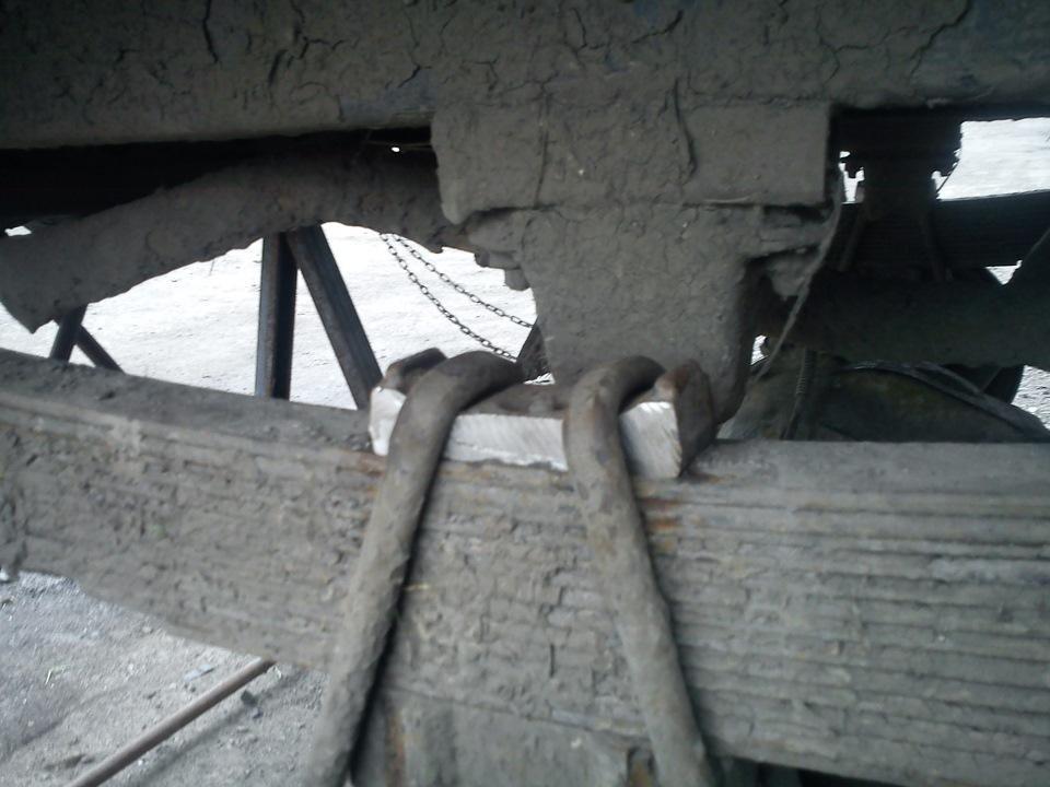 Замена шкворней на УАЗ военные мосты своими руками
