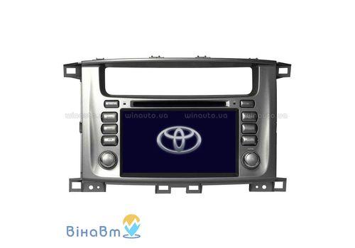 Замена штатной магнитолы на Toyota Land Cruiser 100
