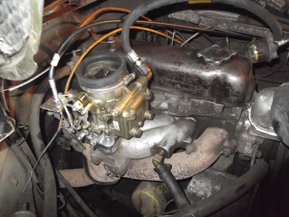 Замена тяги газа на тросик на УАЗ Буханка