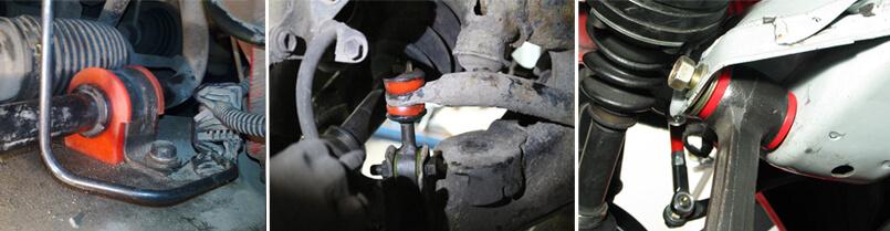 Замена втулок стабилизатора на Тойота Королла 150 кузов